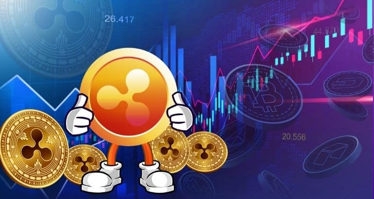 Ripple Gains 180% Since July But Stays Stuck Between MAs